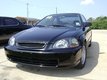 1998 Honda Civic HX      Affordable And Reliable